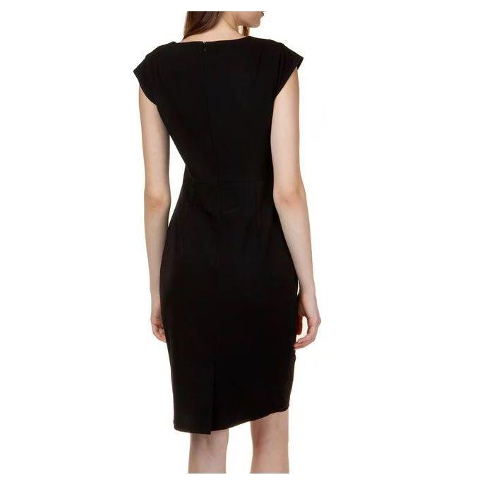 Toi & Moi φόρεμα midi κοντομάνικο 50-3938-29