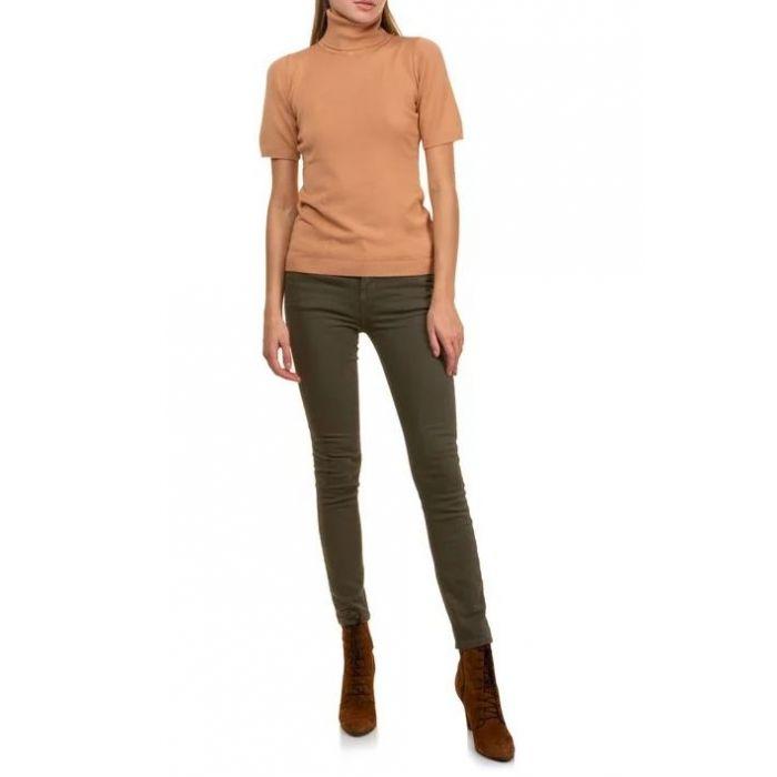 Toi & Moi μπλούζα πλεκτή κοντομάνικη 70-3585-29