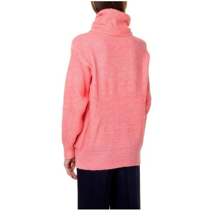 Toi & Moi μπλούζα πλεκτή με ντραπέ ζιβάγκο 70-3627-29