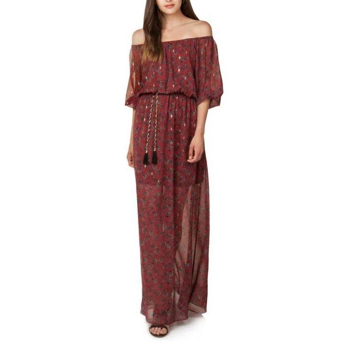Toi & Moi φόρεμα maxi 50-4133-29