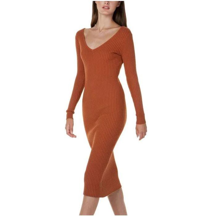 Toi & Moi φόρεμα midi πλεκτό 50-3932-29