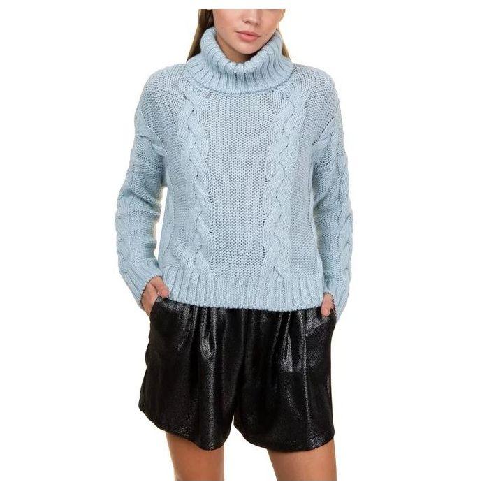 Toi & Moi μπλούζα πλεκτή ζιβάγκο 70-3623-29