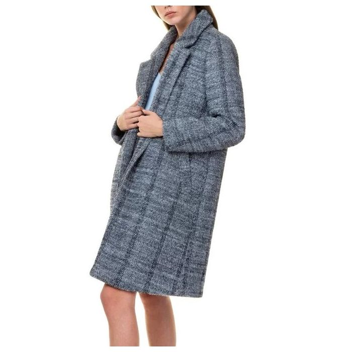 Toi & Moi παλτό καρό 60-1066-29