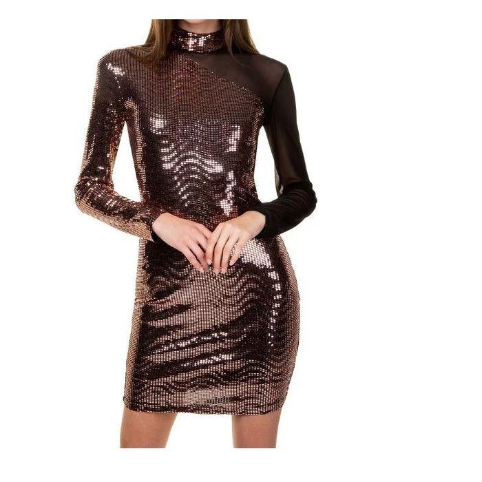 Toi & Moi φόρεμα με παγιέτες 50-4083-29