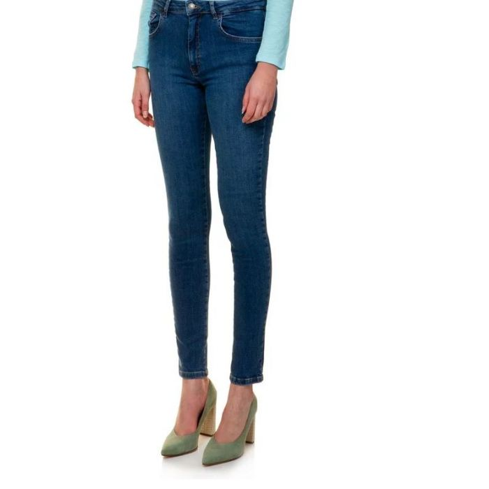 Toi & Moi παντελόνι τζιν skinny 20-3208-120
