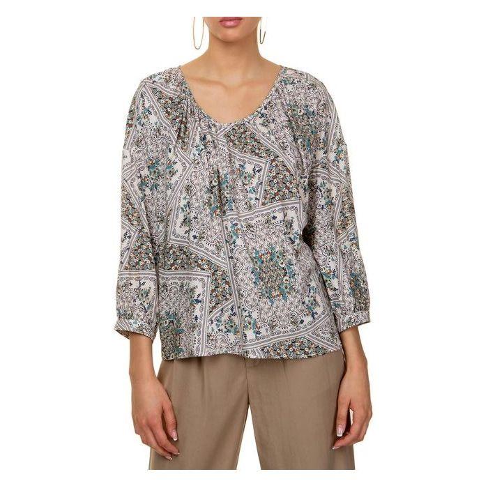 Toi & Moi μπλούζα μακρυμάνικη floral 30-2825-120