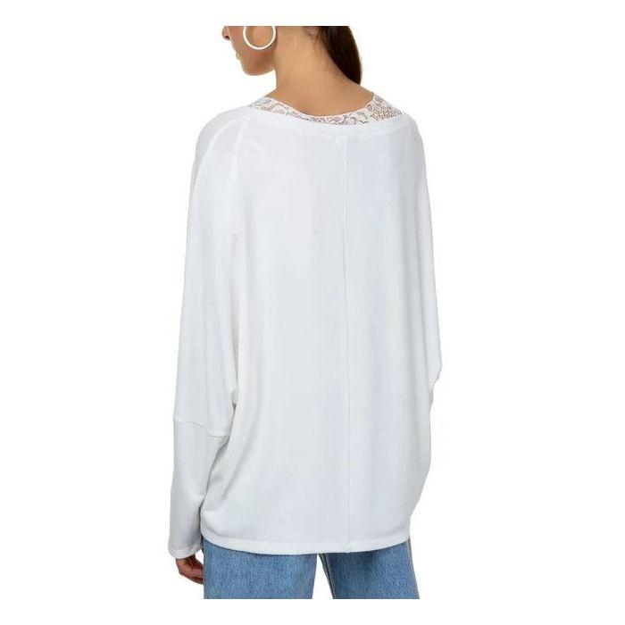Toi & Moi μπλούζα μακρυμάνικη με δαντέλα 80-4490-120