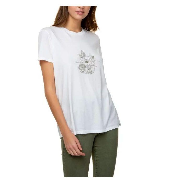 Toi & Moi t-shirt με τύπωμα λουλούδι 80-4568-120