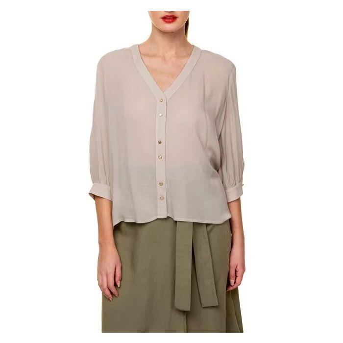 Toi & Moi πουκάμισο μανίκι 3/4 30-2827-120