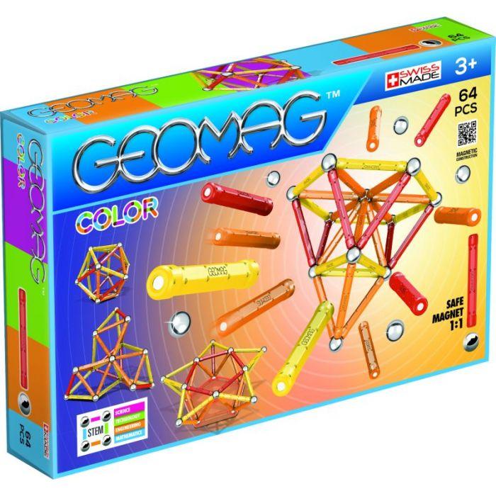 Geomag Color 64 Σετ 401940000262