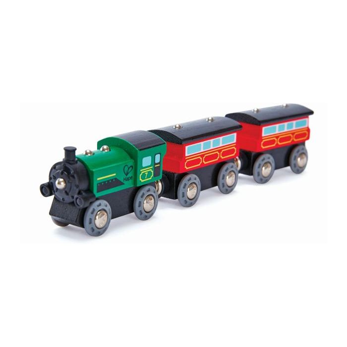 Hape Railway Stream-Era Ξύλινο Τρενάκι 401916003719