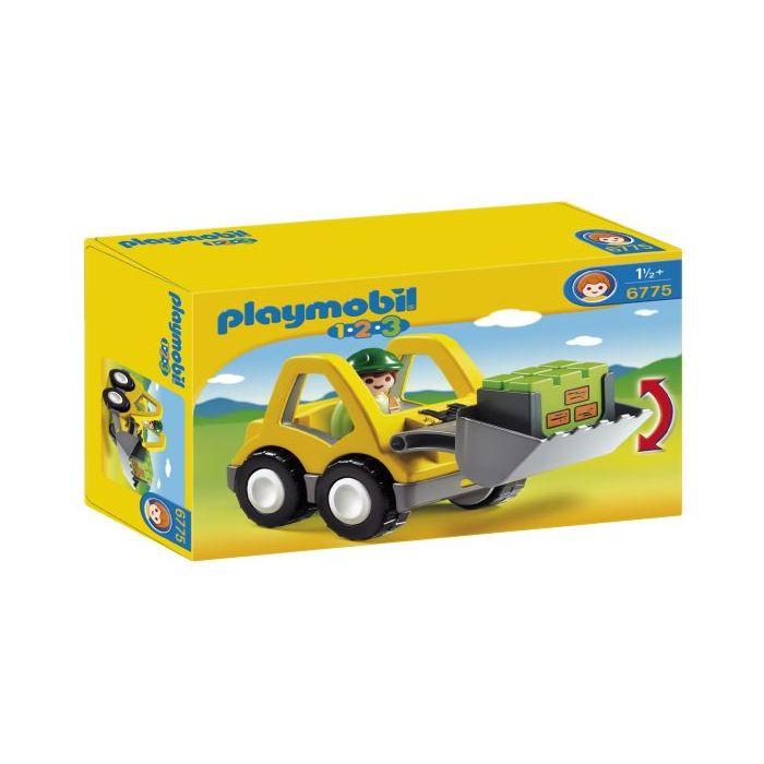 Playmobil Φορτωτής 1118-0308