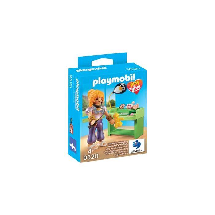 Playmobil Play & Give Μαγική Παιδίατρος 9520