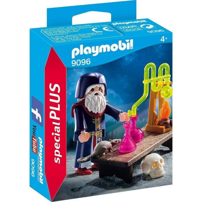 Playmobil Αλχημιστής με Μαγικά Φίλτρα 9096