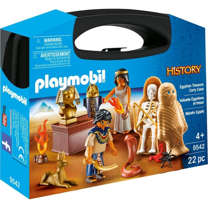 Playmobil Βαλιτσάκι Αρχαία Αίγυπτος 9542