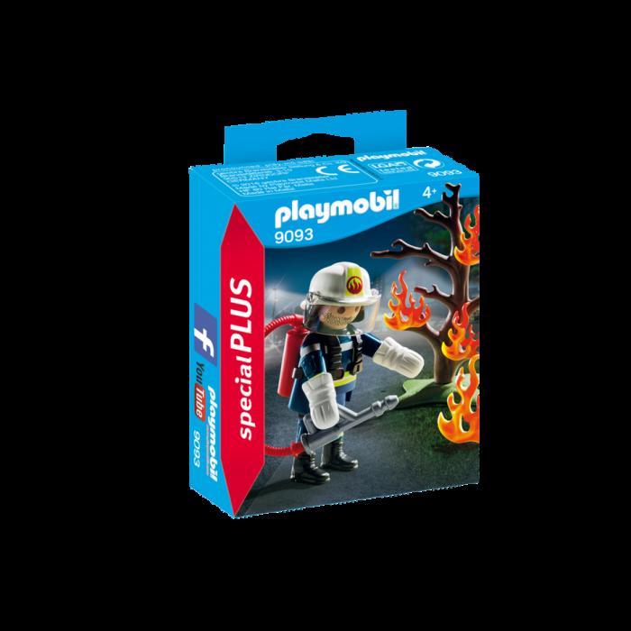Playmobil Δασοπυροσβέστης 9093