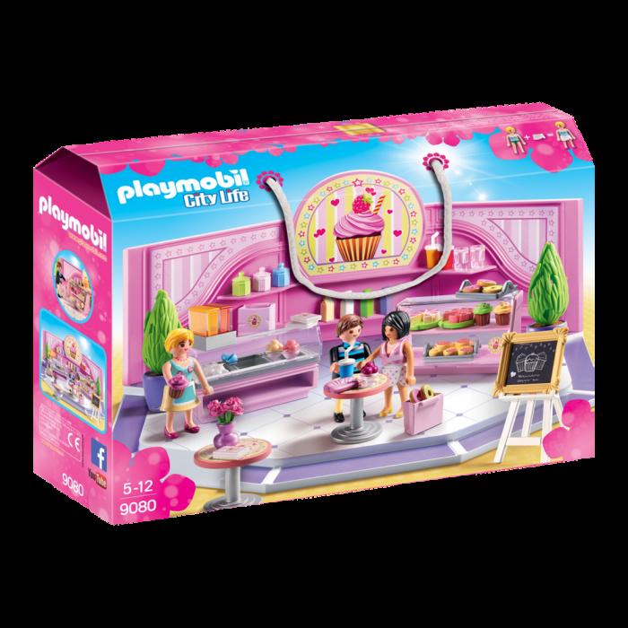 Playmobil Ζαχαροπλαστείο 9080