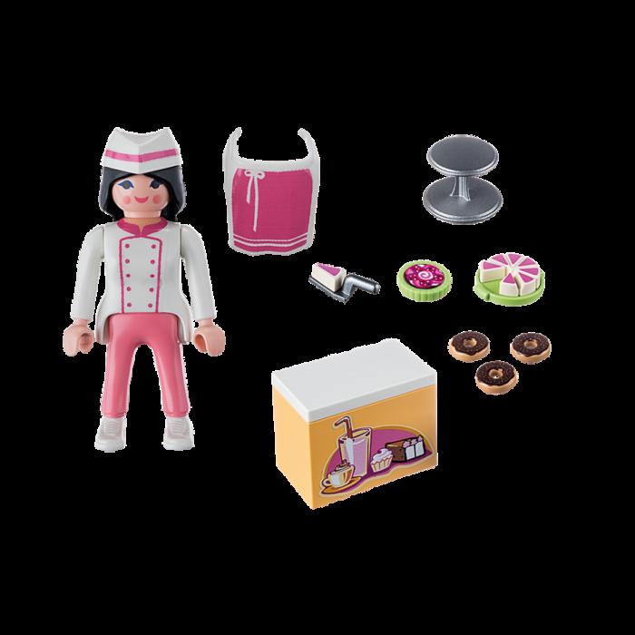 Playmobil Ζαχαροπλάστρια 9097