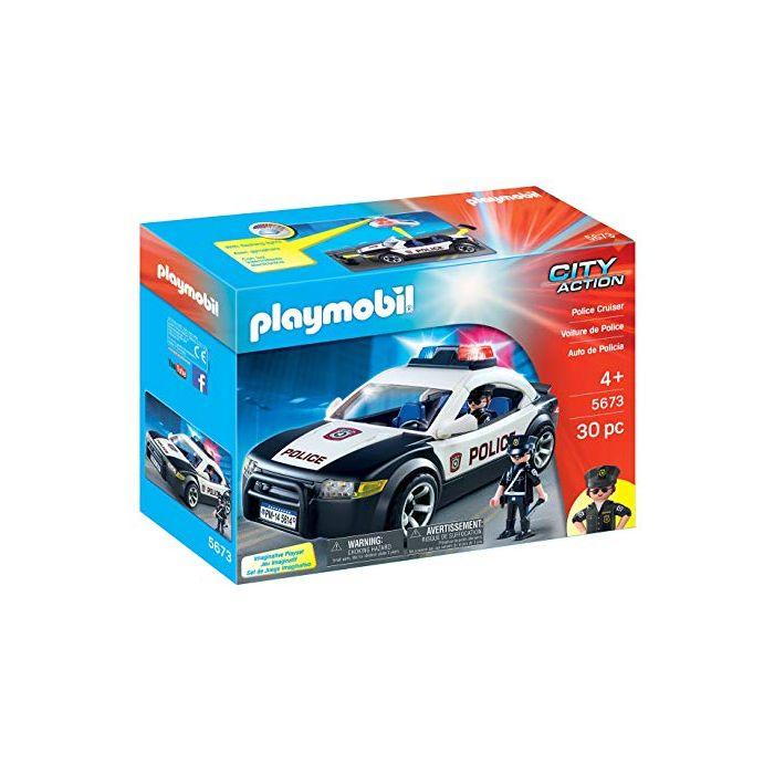 Playmobil Περιπολικό Όχημα Αστυνομίας 5673