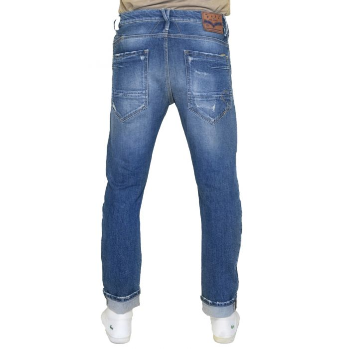 Staff Jeans Bob Regular Tapered Fit παντελόνι τζιν 5-833.272.PS2.043