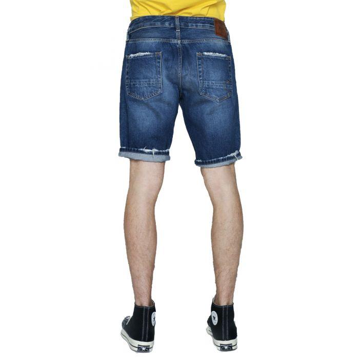 Staff Jeans Paolo Man Shorts βερμούδα τζιν 5-890.807.B2.043