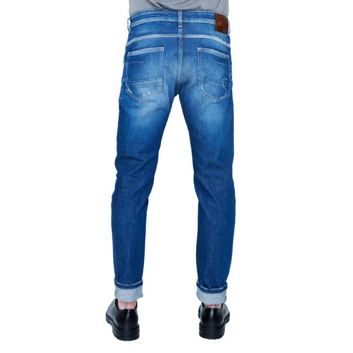 Staff Jeans Sapphire Man Tapered Slim παντελόνι 5-815.606.S3.043