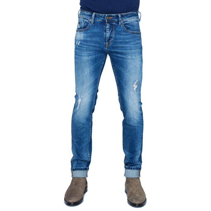Staff Jeans Simon Slim Fit παντελόνι τζιν 5-829.585.S2.043