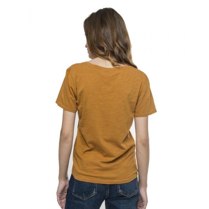 Funky Buddha t-shirt κοντομάνικο FBL105-04219