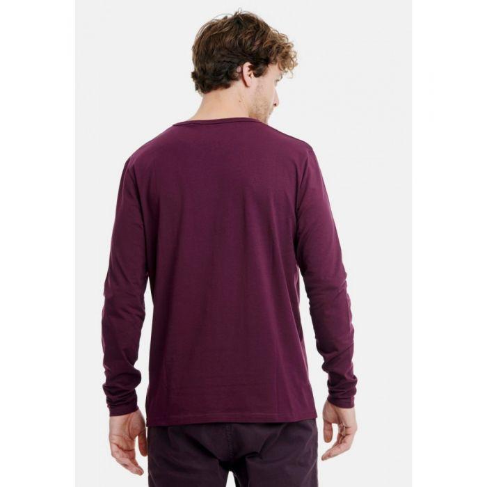 Funky Buddha μπλούζα μακρυμάνικη FBM002-07219