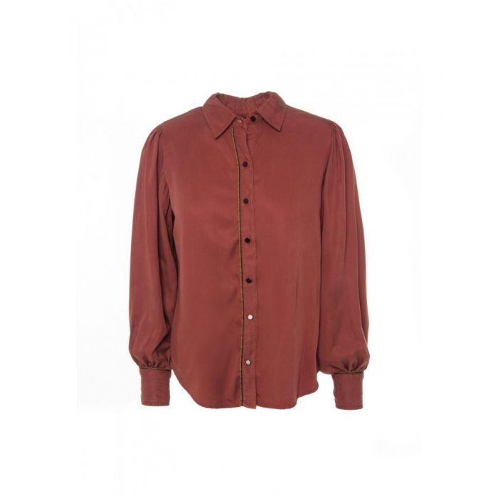 Funky Buddha πουκάμισο μακρυμάνικο FBL112-05219
