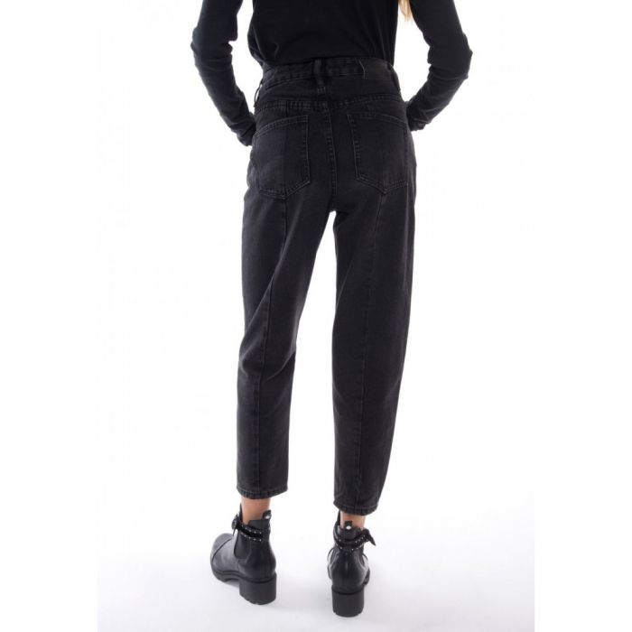 Funky Buddha παντελόνι τζιν mom fit FBL172-02219