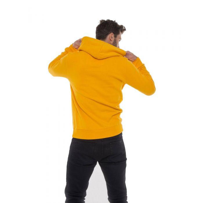 Funky Buddha μπλούζα φούτερ με κουκούλα FBM002-06219