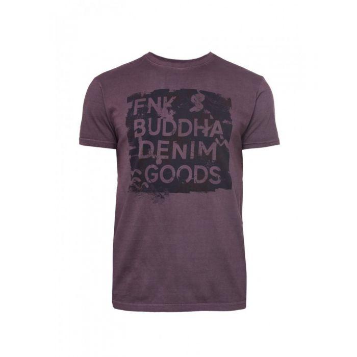 Funky Buddha t-shirt κοντομάνικο FBM036-04219