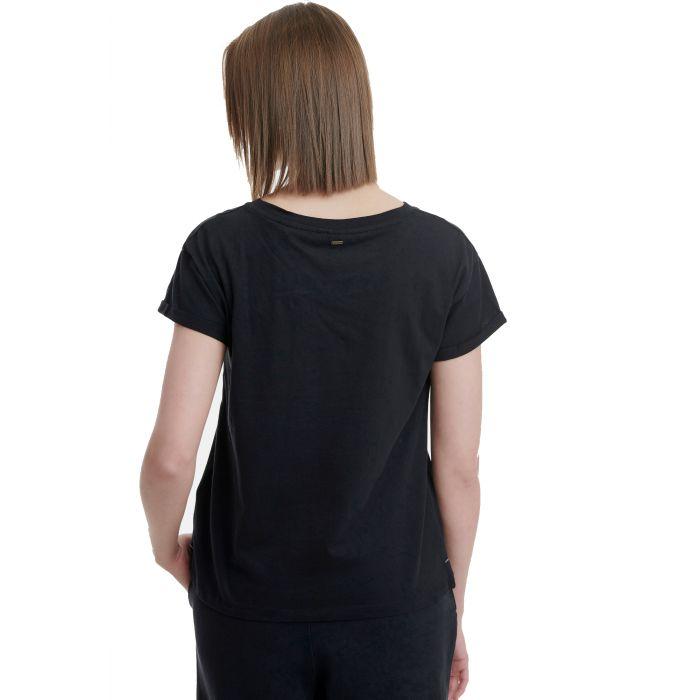Funky Buddha t-shirt με λογότυπο FBL00114704