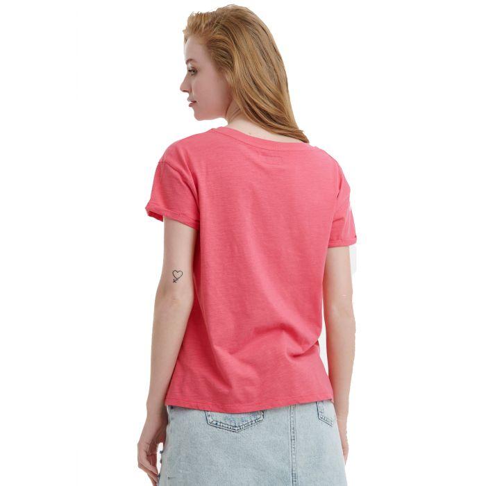 Funky Buddha t-shirt κοντομάνικο FBL00110404