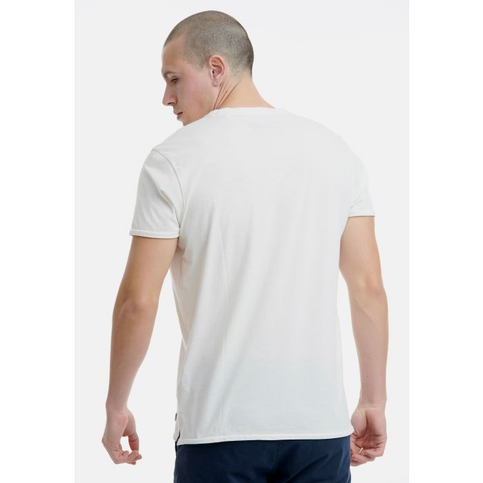 Funky Buddha t-shirt κοντομάνικο FBM00105904