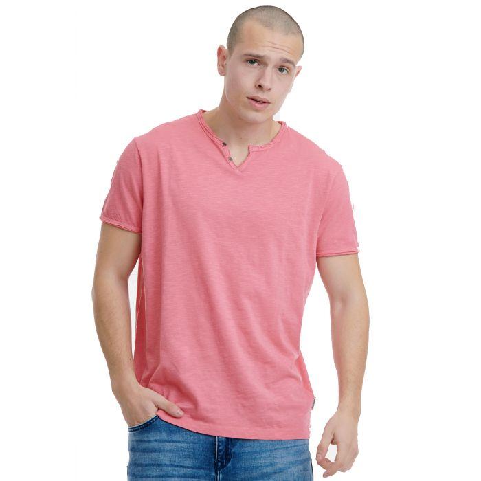 Funky Buddha t-shirt κοντομάνικο FBM00100504
