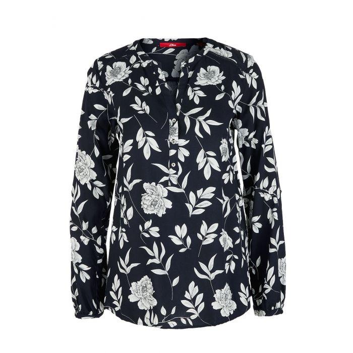 S'Oliver πουκάμισο μακρυμάνικο 04.899.11.5360