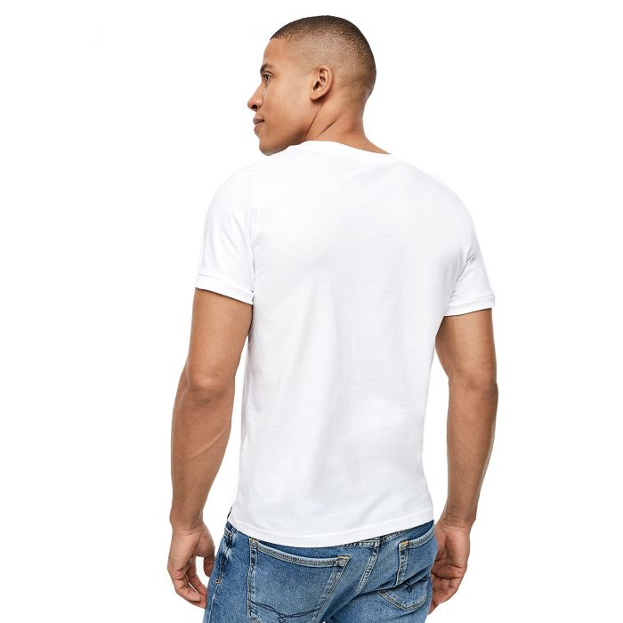 S'Oliver t-shirt κοντομάνικο με τύπωμα 13.911.32.4176
