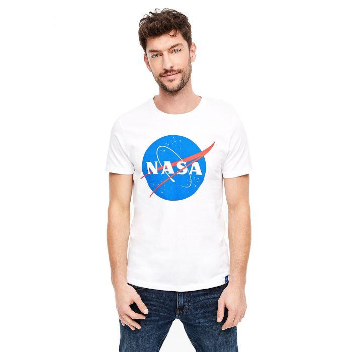 S'Oliver t-shirt με τύπωμα NASA 13.911.32.4339