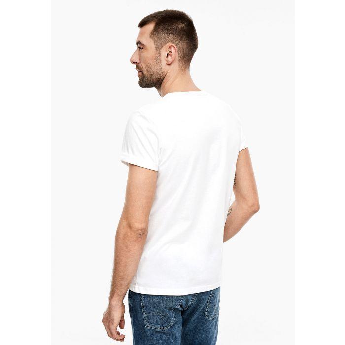 S'Oliver t-shirt κοντομάνικο με logo 2023749