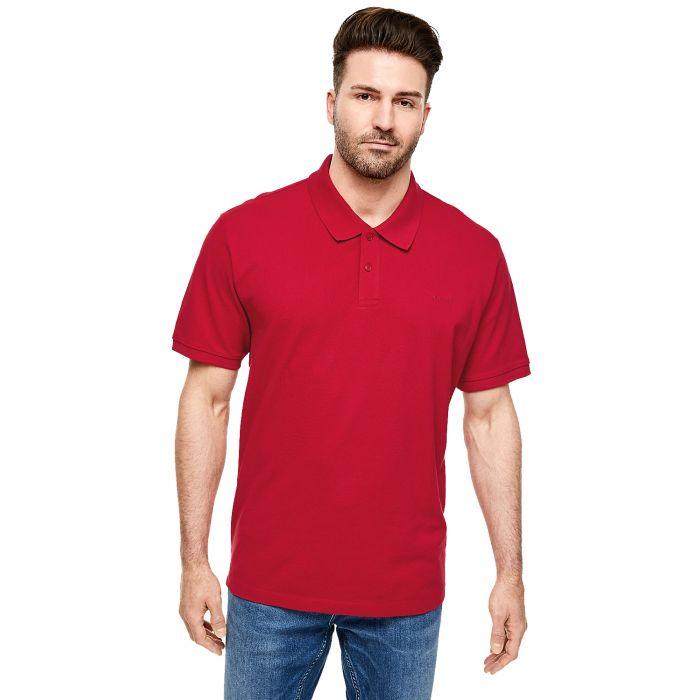 S'Oliver μπλούζα polo κοντομάνικη 2040147