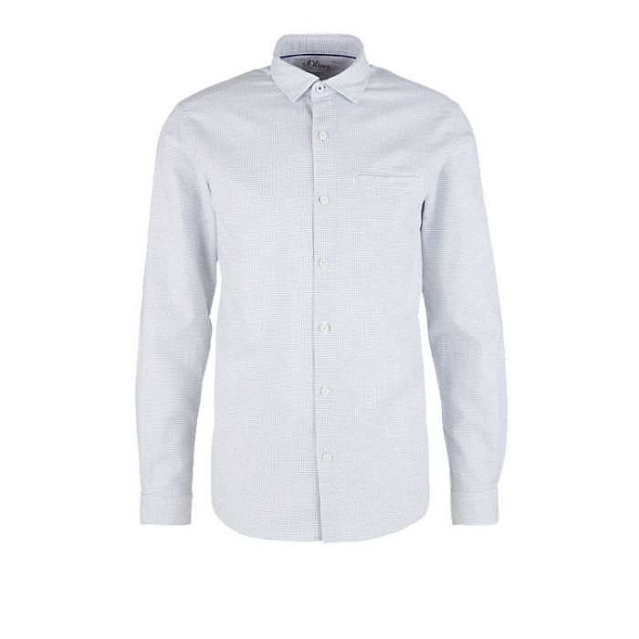 S'Oliver πουκάμισο μακρυμάνικο 2037922