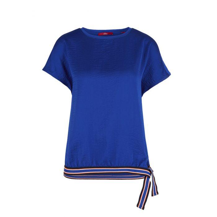 S'Oliver μπλούζα κοντομάνικη 2031483