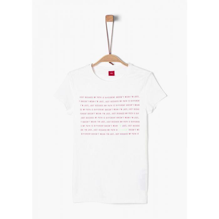 S'Oliver t-shirt με τύπωμα 2021339