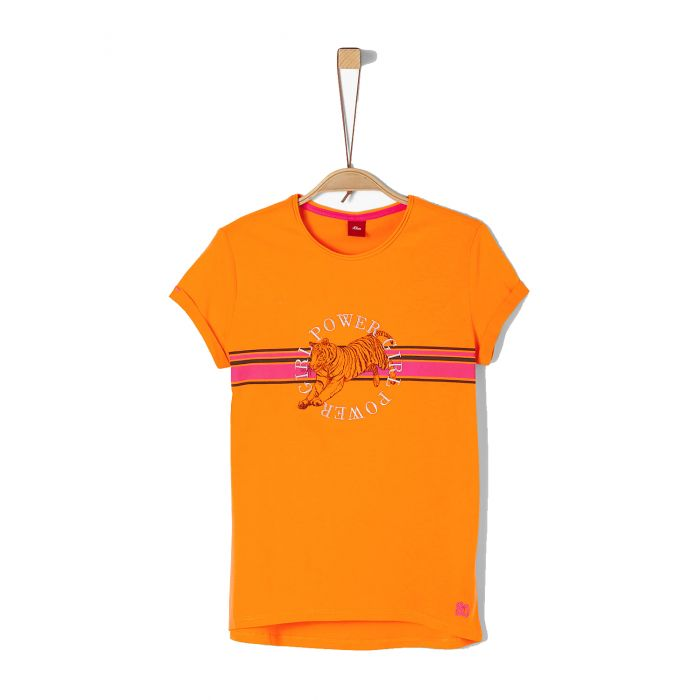 S'Oliver t-shirt κοντομάνικο 2021931