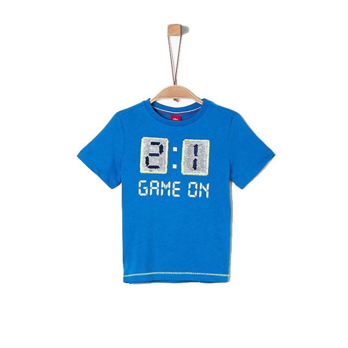 S'Oliver t-shirt κοντομάνικο 2019351