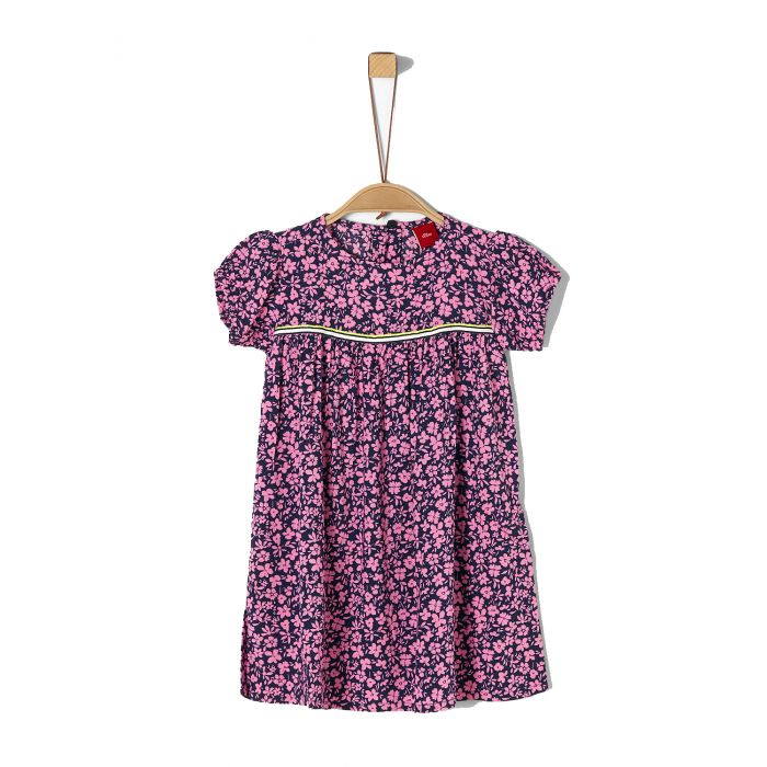 S'Oliver φόρεμα κοντομάνικο 2020052