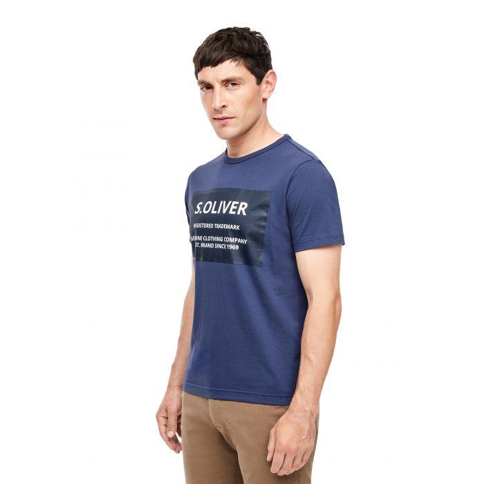 S'Oliver t-shirt με λογότυπο 2041612