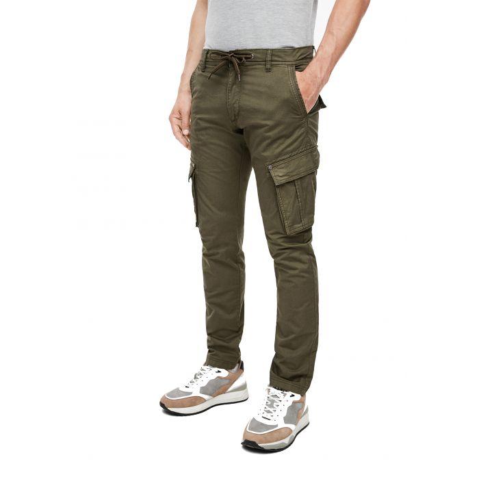 S'Oliver παντελόνι cargo 2039926